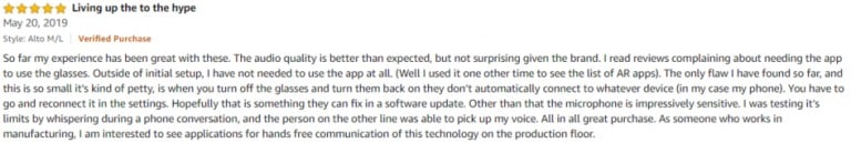 Bose Alto Amazon review
