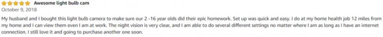HIJUNMI Amazon Review 2