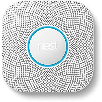 Nest Smart Fire And Carbon Detector