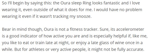 Oura Review 3
