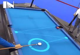 Smart Pool Table