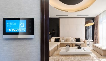 smart home automation ideas