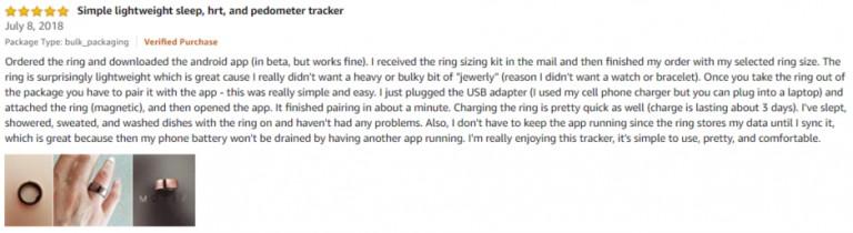 Motiv Amazon review 4
