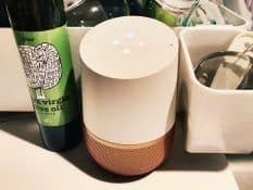 Setting up Google Home