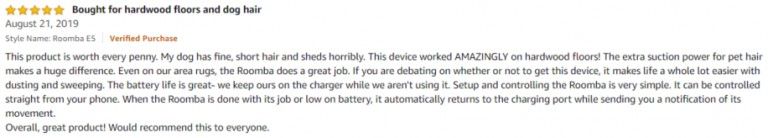 iRobot-Roomba-E5-Amazon-review