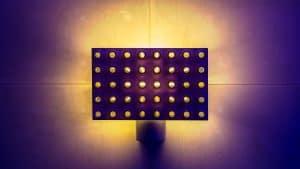 Hue smart light backlite