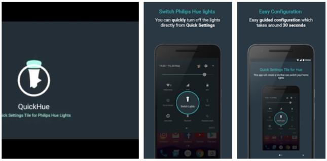 Quickhue App