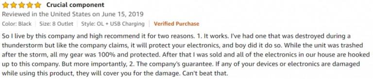 APC Smart Plug amazon review 2