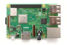 Raspberry Pi 3 Image