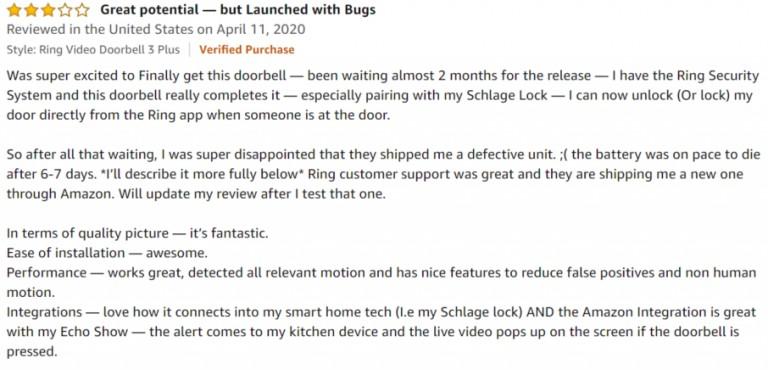 Ring-Doorbell-3-Amazon-review-3