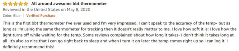 Easy@Home Amazon review 2