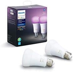 Philips Hue A19 bulbs