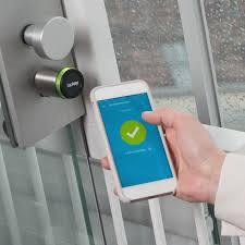 Smart door lock]