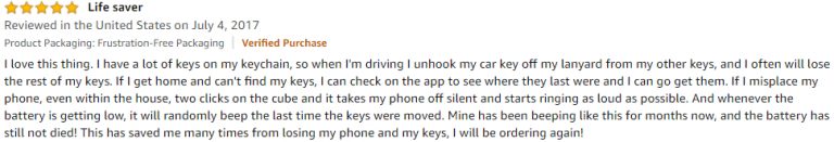 Cube Amazon Review