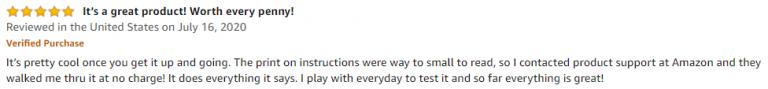 Jackky Key finder Amazon Review