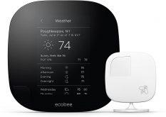 Ecobee interface